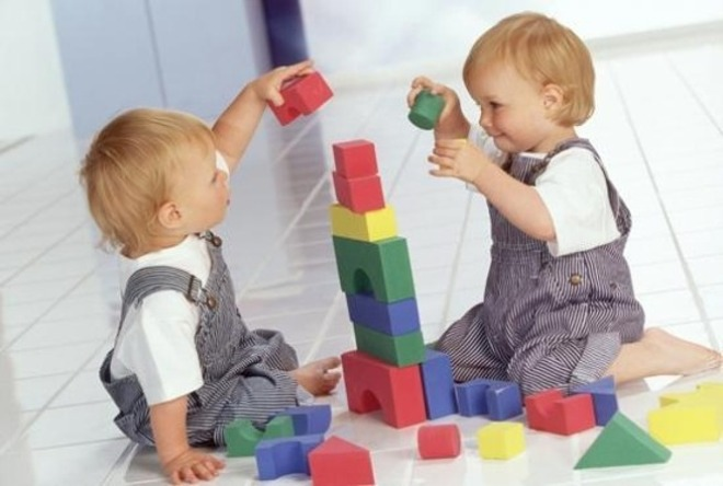 умения двухлетних детей