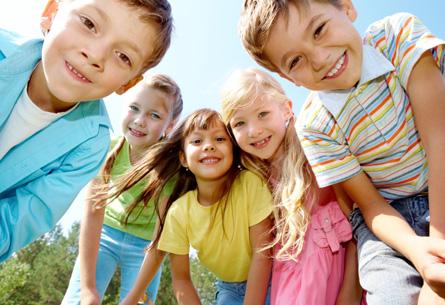 психически здоровые дети