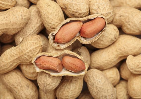 арахис во время кормления грудью