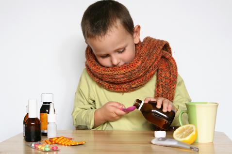 мокрый кашель у детей