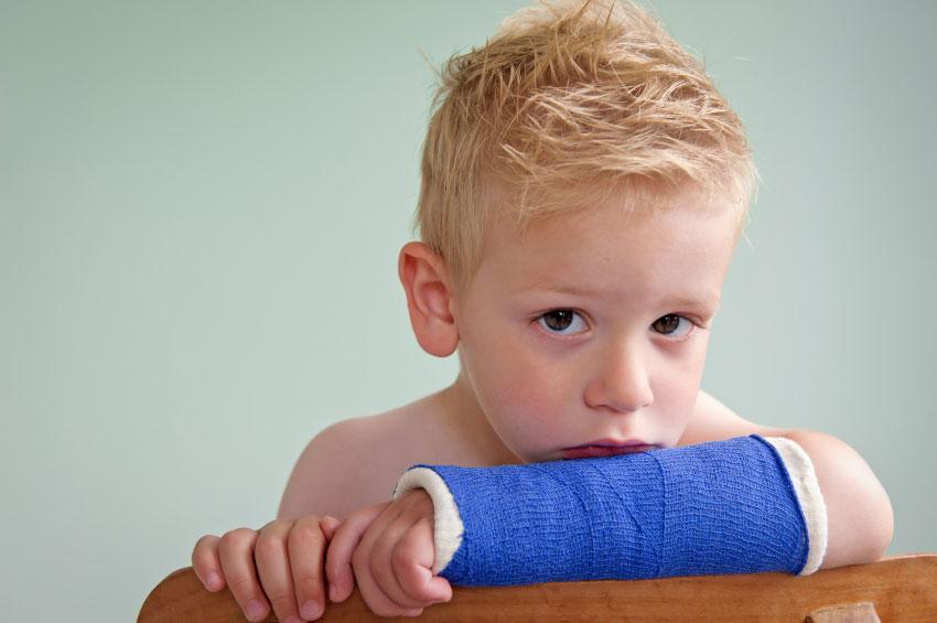обезболивающие препараты для детей при переломе