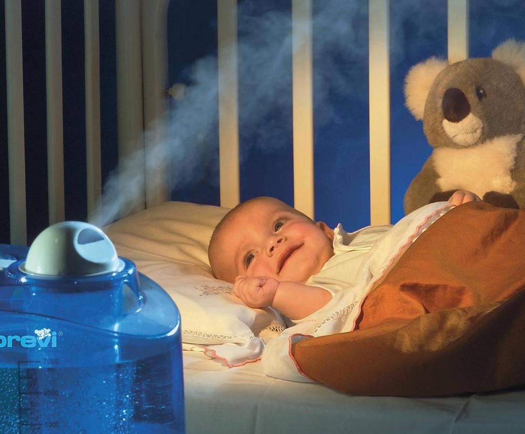 Увлажнители воздуха для детей: чем различаются и как выбрать. ТОП-15 с фото