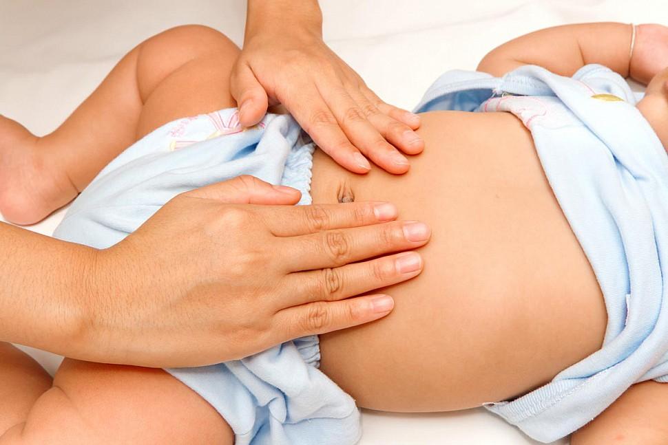 колики у новорожденного как помочь малышу