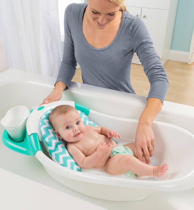 что нужно новорожденному для купания список