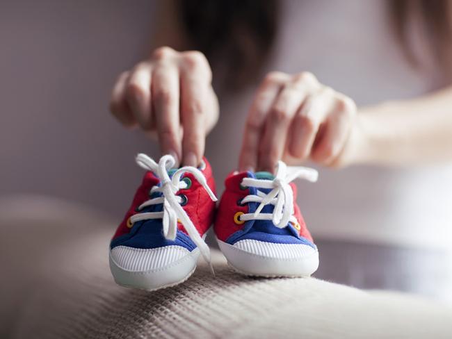 определение размера детской обуви