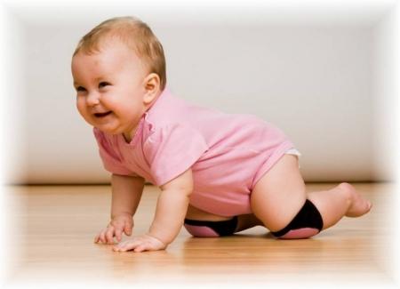 развитие семимесячного малыша