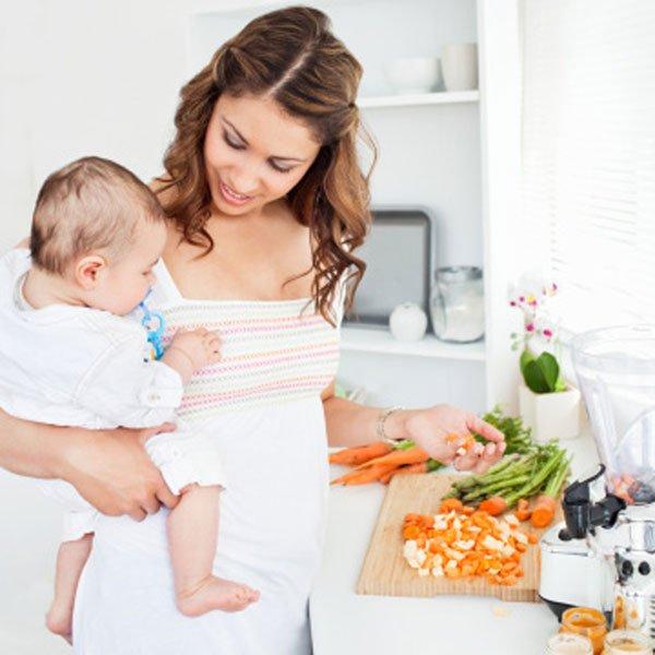 меню для кормящей мамы