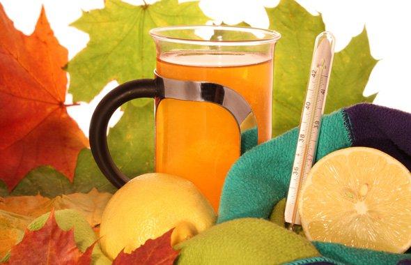 помощь при первых симптомах гриппа