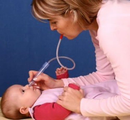 лечение ринита у грудного ребенка