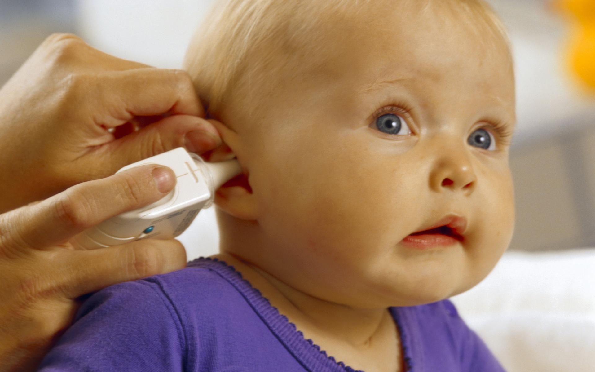 обезболивающее для ребенка при боли в ухе