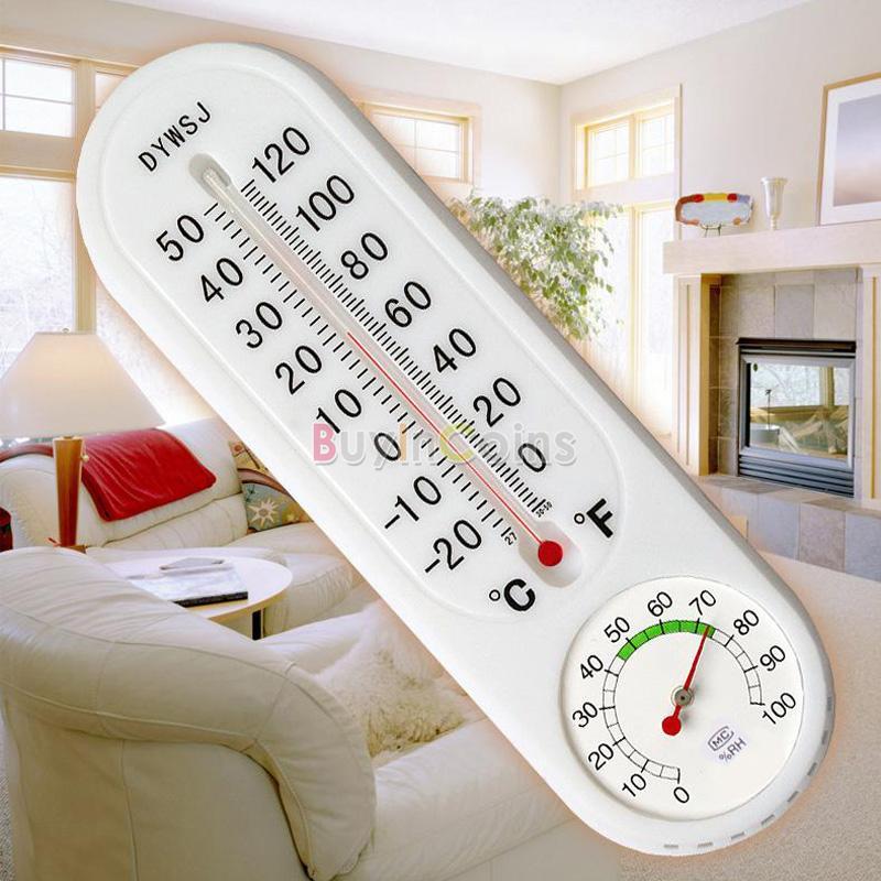 термометр с гигрометром