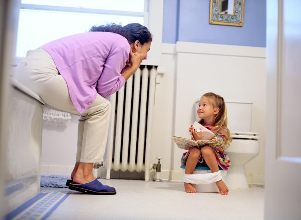 как приучить ребенка 2 лет к горшку